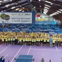 Фото змагань з настільного тенісу