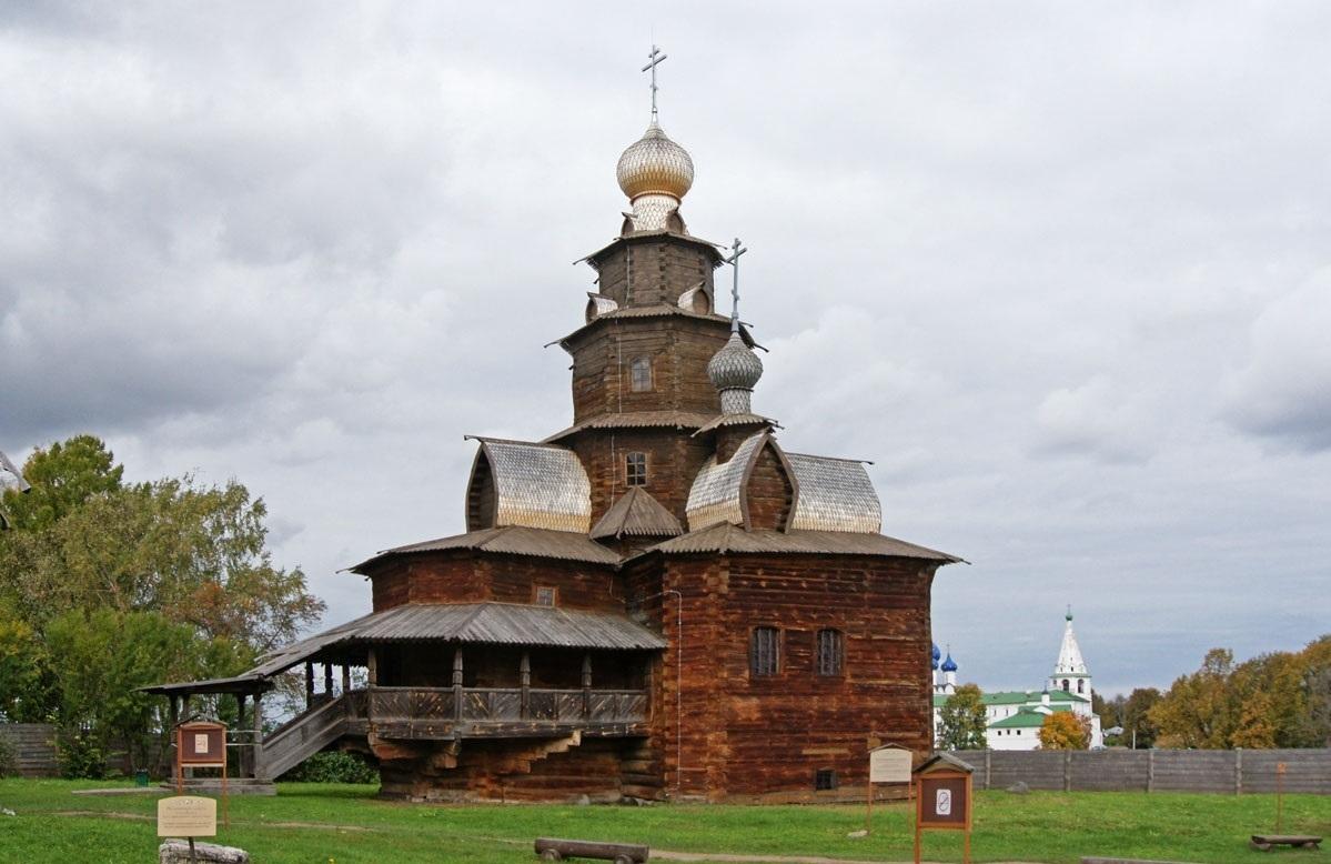 Преображенская церковь 1756